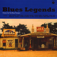 V.A. - Blues Legends