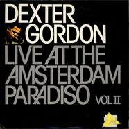 Dexter Gordon - Live At The Amsterdam Paradiso Vol II