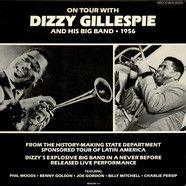 Dizzy Gillespie Big Band - On Tour With Dizzy Gillespie And His Big Band 1956