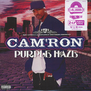 Cam'ron - Purple Haze Purple Vinyl Edition