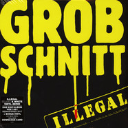 Grobschnitt - Illegal Black & White Vinyl Edition