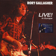 Rory Gallagher - Live! In Europe (2011 Remaster)