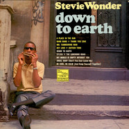 Stevie Wonder - Down To Earth