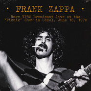 Frank Zappa - Rare Vpro Broadcast Live At The Piknik Show In Ulden 1970