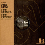 James Brown - Funky Drummer / Funky President