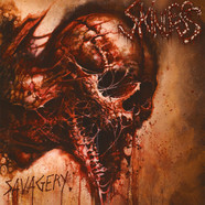 Skinless - Savagery Black Vinyl Edition