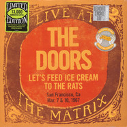 Doors, The - The Matrix: Let's Feed Ice Cream To The Rats, San Francisco, CA March 7 & 10, 1967