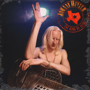Johnny Winter - The King Of Slide Translucent Red Vinyl Edition