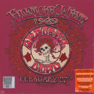 Grateful Dead - Fillmore West, San Francisco, CA 2/27/69