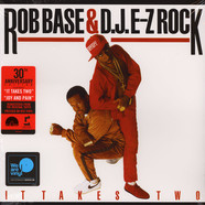 Rob Base & DJ EZ Rock - It Takes Two 30th Anniversary Edition
