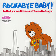 Rockabye Baby! - Lullaby Renditions Of Beastie Boys Clear Blue Vinyl Edition