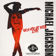Michael Jackson - Greatest Hits Live