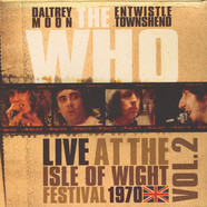 Who, The - Live At The Isle Of Wight Volume 2 White Vinyl Edition