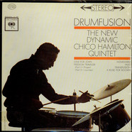 Chico Hamilton Quintet, The - Drumfusion