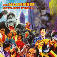 Alex Puddu presents The Moonfires - Gotta Keep It Rollin