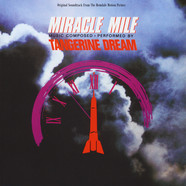 Tangerine Dream - Miracle Mile Explosive Orange Vinyl Edition