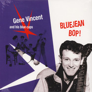 Gene Vincent & His Blues Caps - Bluejean Bop