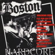 V.A. - Boston Hardcore 89-91