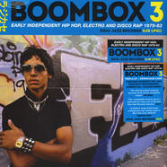 Soul Jazz Records presents - Boombox 3: Early Independent Hip Hop, Electro And Disco Rap 1979-83