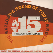 Records Kicks presents - Record Kicks 15th Clear Vinyl Edition