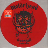 Motörhead - Overkill / Breaking The Law Red Vinyl Edition
