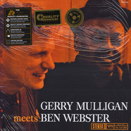 Gerry Mulligan Meets Ben Webster - Gerry Mulligan Meets Ben Webster