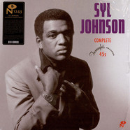 Syl Johnson - Complete Twinight Records 45s
