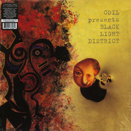 Coil presents Black Light District - A Thousand Lights In A Darkened Room Clear Vinyl Edition