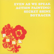 V.A. - Four Band Compilation: Even As We Speak, Action Painting!, Secret Shine, Boyracer