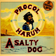 Procol Harum - A Salty Dog/Shine On Brightly
