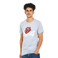 Rolling Stones - No Filter Brush Strokes T-Shirt