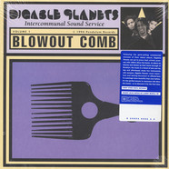 Digable Planets - Blowout Comb Black Vinyl Edition.