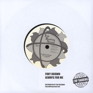 Foxy Brown - Always For Me /Version
