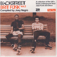 Joey Negro - Backstreet Brit Funk Volume Two Part Two