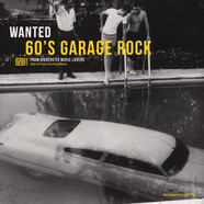 Various - Wanted 60's Garage Rock - From Diggers To Music Lovers