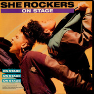 She Rockers - On Stage