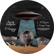 Harry Wolfman - 37 Degrees EP