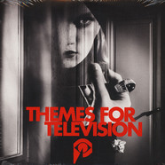 Johnny Jewel - Themes For Television Red & Black Vinyl Edition