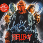 Marco Beltrami - OST Hellboy Red Vinyl Edition