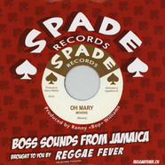 Movers, The  / Count Busty & Hippy Boys - Oh Mary / The Reggay