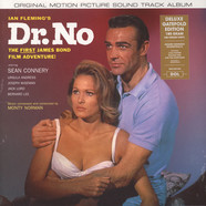 Monty Norman - OST Ian Fleming's Dr. No Gatefold Sleeve Edition