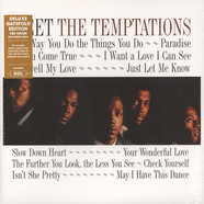 Temptations, The - Meet The Temptations Gatefold Sleeve Edition