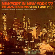 V.A. - Newport In New York '72 - The Jam Sessions, Vols 1 And 2