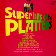 Platters, The - Super Hits Of The Platters
