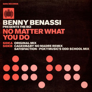 Benny Benassi Presents The Biz - No Matter What You Do