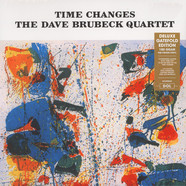 Dave Brubeck Quartet - Time Changes Gatefold Sleeve Edition