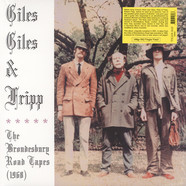 Giles, Giles & Fripp - The Brondesbury Road Tapes