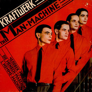 Kraftwerk - The Man Machine