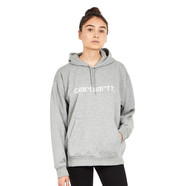 Carhartt WIP - W' Hooded Carhartt Sweat