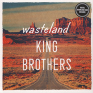 King Brothers - Wasteland Orange Vinyl Edition